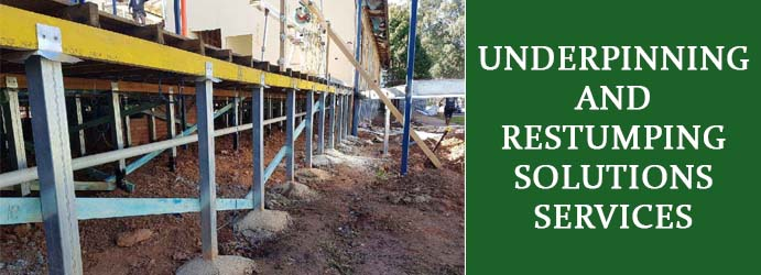 Underpinning and Restumping Solutions