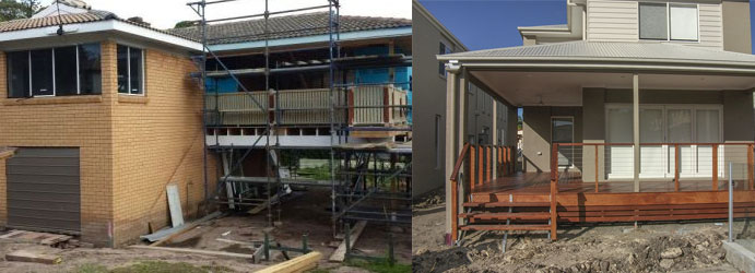 Home Extensions and Renovations