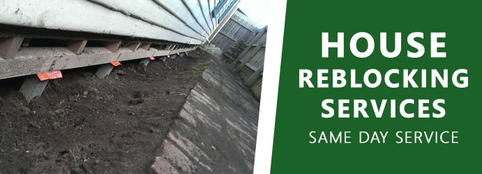 House Reblocking Keilor North